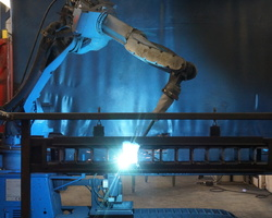 Métal Partner - CHONAS L'AMBALLAN - Robot de soudure
