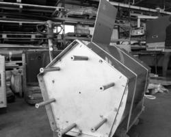 Métal Partner - RHÔNE-ALPES - Fabrications pour le Traitement de surface